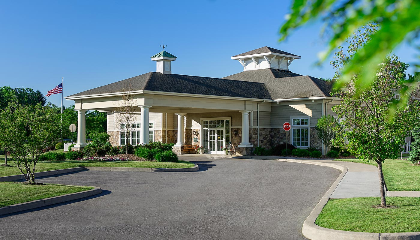 In Henrietta, New York Legacy Erie Station offers Independent Senior Living and Villa Living on rental senior campus.